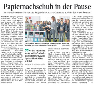 Artikel zu Paper and More © Die Harke